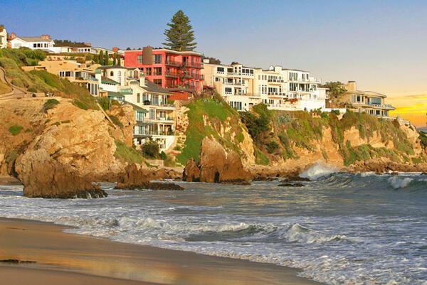 Big Corona Coastal Homes on Cliffs